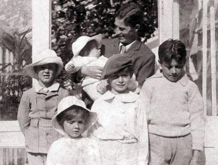 la famiglia Davies